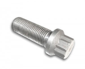 Bolt for oil drilling equipment